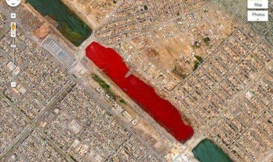 Google Earth Lago Vermelho Lake 1303022 9b913