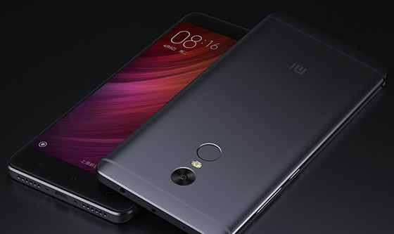 Smartphone Android Terbaru Xiaomi Redmi Note 4