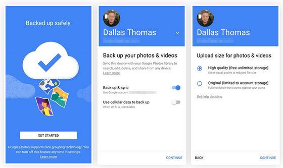 Foto Wonderhowto Backup Foto Dan Video Ke Google Photos