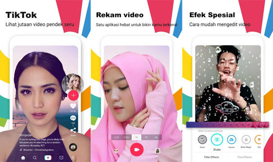 Aplikasi Edit Video Lucu Tiktok 1d3e1