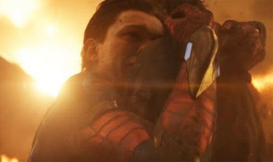 Avengers Infinity War E8424