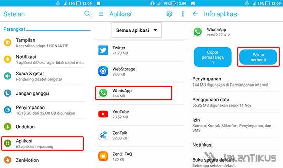 Cara Menghapus Pesan Whatsapp 02