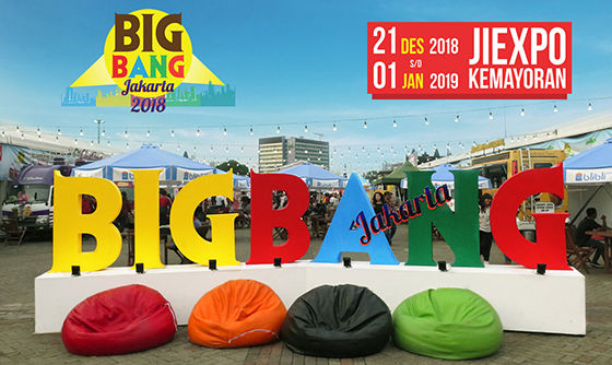 Event Jakarta Big Bang 2018 C924f