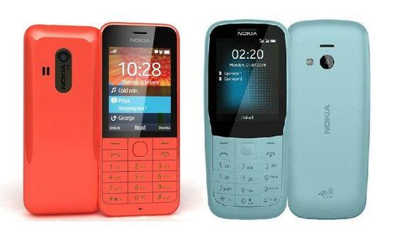 Nokia 220 4G B2e73