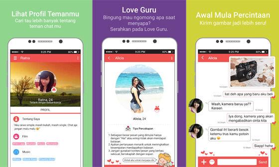 Aplikasi Cari Jodoh Indonesia Gratis Pacar 9107e
