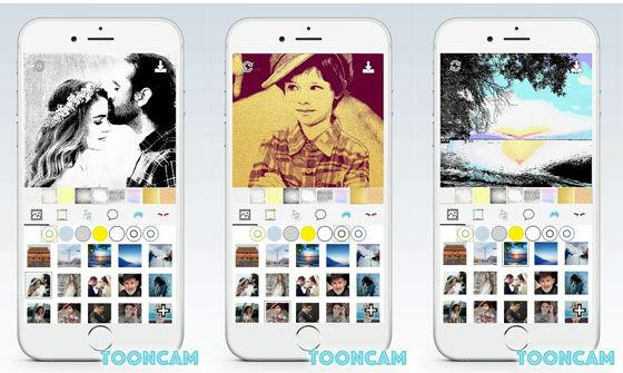 Aplikasi Edit Foto Kartun Tooncam 1cb6e