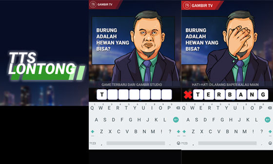 Tts Lontong Game Android Dari Viral Sosial Media