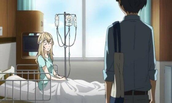 Shigatsu Wa Kimi No Uso Anime Ebb2c