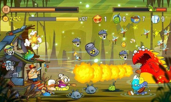 Swamp Attack 2 Ec8ee
