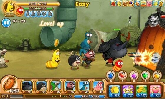 Larva Heroes Battle League Mod Apk D56ce