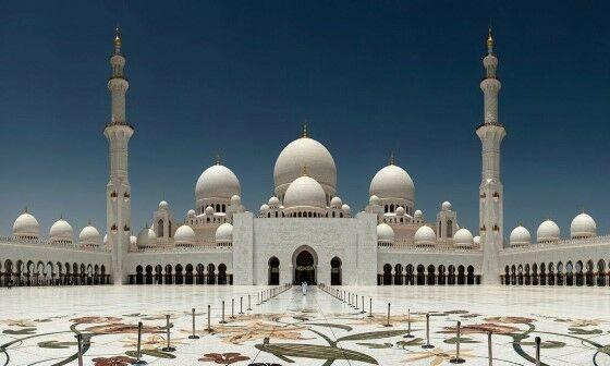 Masjid Sheikh Zayed Uni Emirat Arab 973b9