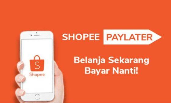 Cara Daftar Shopee Paylater 82117