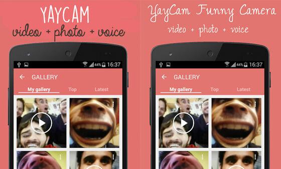 Aplikasi Edit Video Lucu Funny 7e579