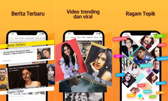 Aplikasi Video Lucu Uc Fac7e