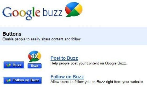 Google Buzz B13e9