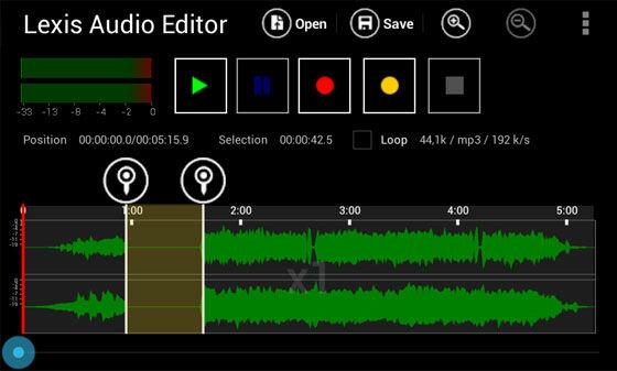 Aplikasi Edit Suara Lexis 49655