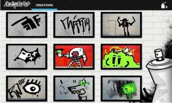 Graffiti Graffit It Custom D768e