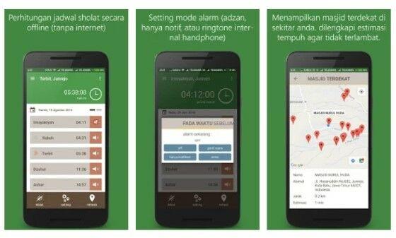 Aplikasi Adzan Offline Fa329