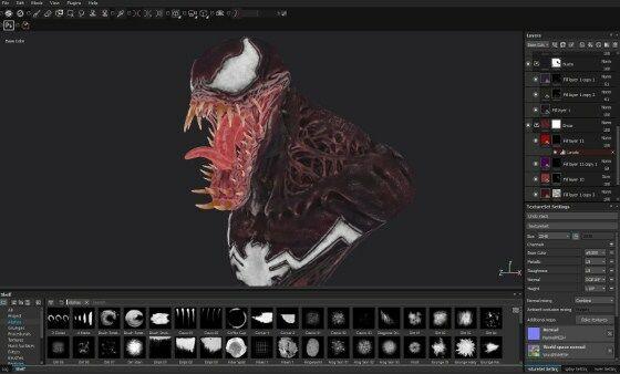 Teknologi Canggih Dibalik Pembuat Film Venom 4 D398f