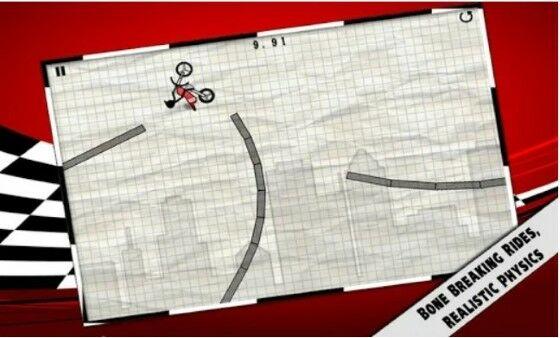 Game Stickman Offline Stick Stunt Biker 3e389