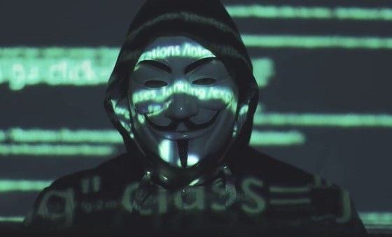 Hacker Anonymous 76110