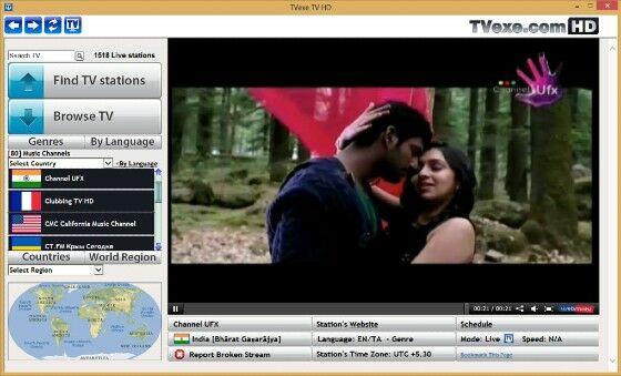 Tvexe Screenshot 543be