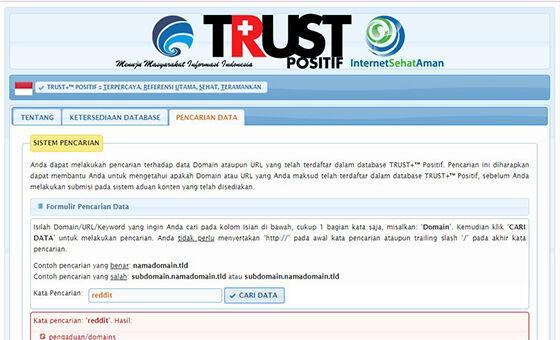 Internet Positif C7231