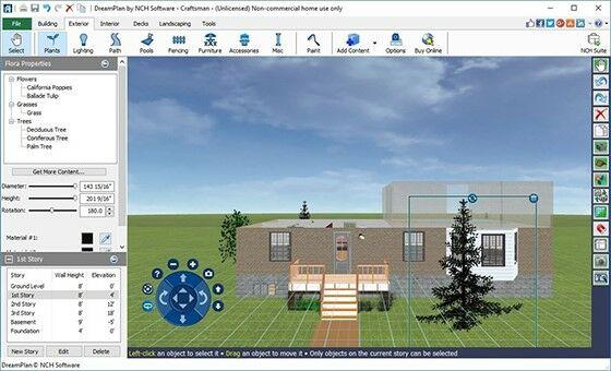Aplikasi Desain Rumah Pc Dreamplan 90e93