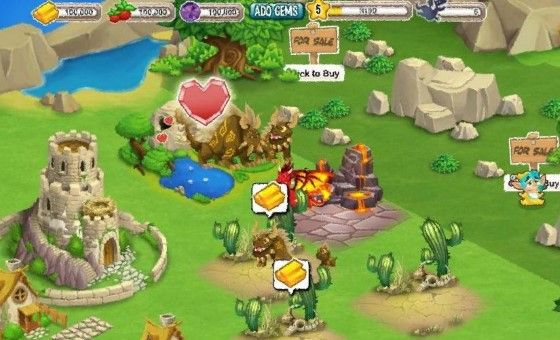 Dragon City Mod Apk 2020 54ec1