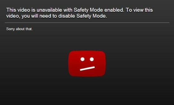 Cara Nonaktifkan Mode Terbatas Youtube 69fb8