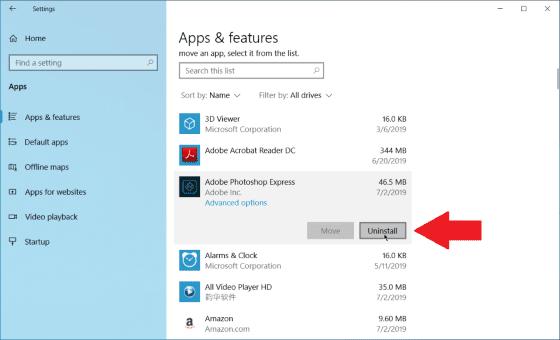 Semua Aplikasi Bawaah Windows 10 Tidak Bisa Dibuka 44e8c