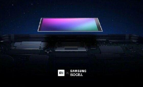Sensor 108mp Samsung Cfcc2