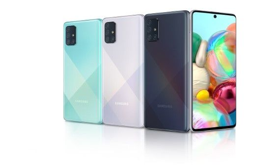 Samsung Galaxy A71 Harga 00933
