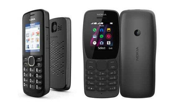 Nokia 110 2019 Ba356