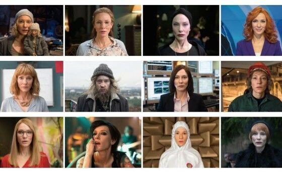 Kebohongan Film Cate Blanchett Manifesto Custom 837d2