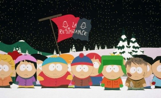 South Park Bigger Longer Uncut B3694