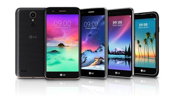 Smartphone Lg Terbaru Ces 2017 1