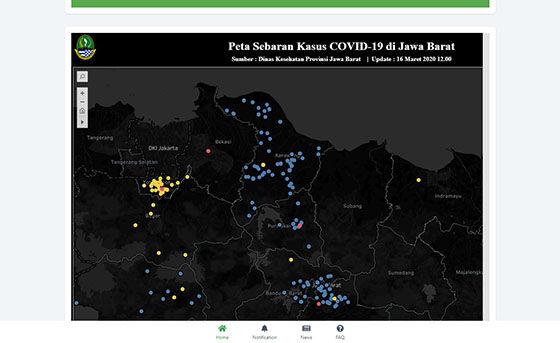 Peta Corona Jabar 02 D261c