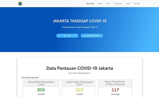 Peta Corona Jakarta 01 129eb