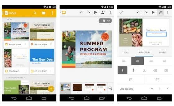 Aplikasi Presentasi Android E2a7e
