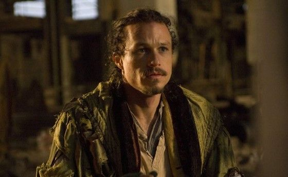 The Imaginarium Of Doctors Parnassus Heath Ledger D965a
