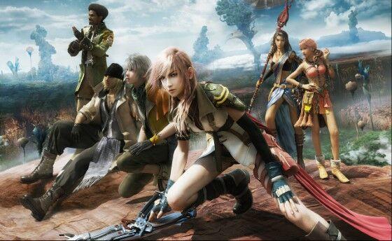 Wallpaper Final Fantasy Desktop13 6cc7f