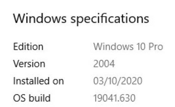 Cara Cek Versi Windows Lewat Cmd 29375