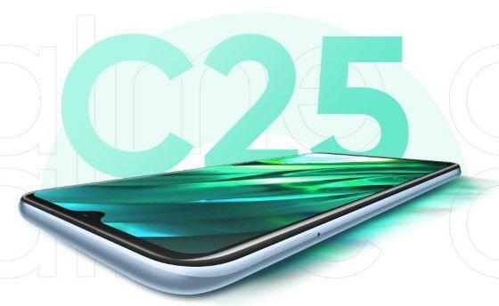 Realme C25 500bb