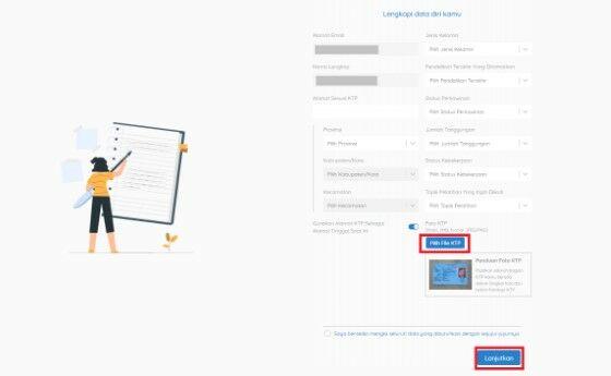 Pendaftaran Kartu Pra Kerja Online 66799