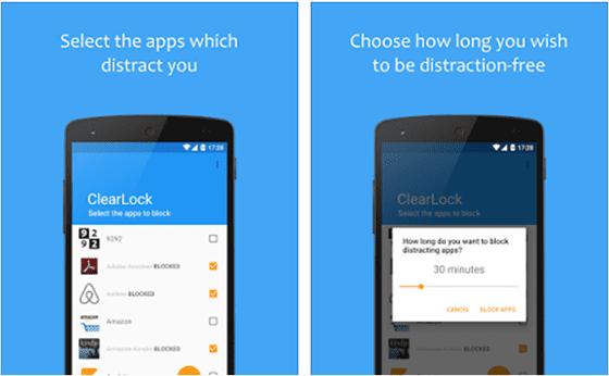 Cara Block Aplikasi Untuk Sementara Waktu 1