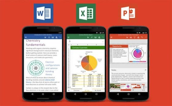 Microsoft Office Mobile 18b66