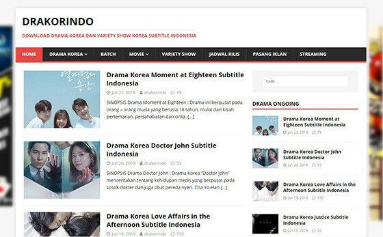 Situs Download Drama Korea Terbaik Drakorindo Cd88f