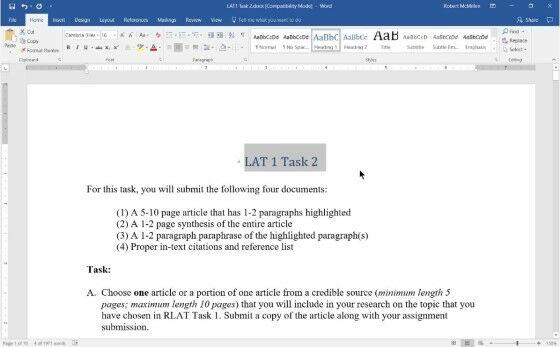 Cara Membuat Daftar Isi Di Word 365 3f1ee