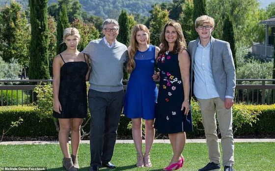 Istri Bill Gates 21bdc